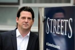 Gareth Short Tax Partner joins Streets Sport