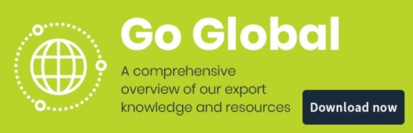 Go Global International Trade Brochure blog