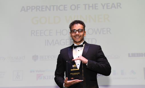 Success for Imagefix at the SME Luton and Bedfordshire Business Awards