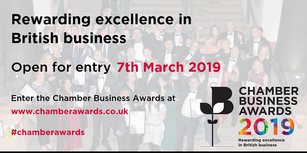 BCC launches Chamber Business Awards at London Stock Exchange