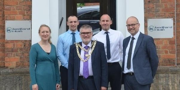 Bedford i-Kan Celebrates 10th Birthday