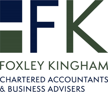 Foxley Kingham introduces new logo