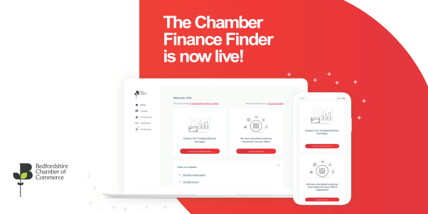 Launch of New Chamber Finance Finder Platform, transforming members' access to business finance