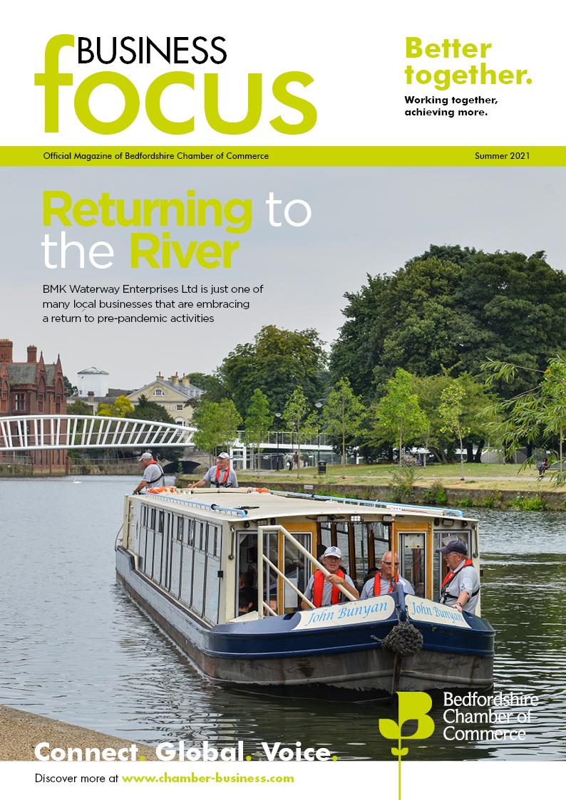 Business Focus Summer 2021
