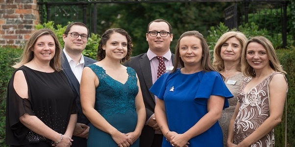 Foxley Kingham Anniversary Foundation raises £12,000 for charity at gala dinner