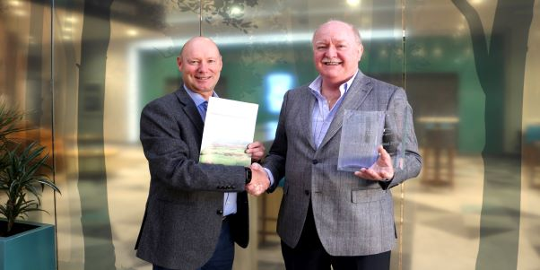 Wyboston Lakes Limited wins Focus 50 business award