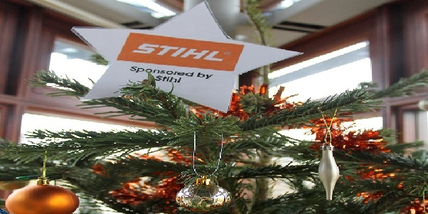 Forest of Marston Vale Christmas Tree Festival
