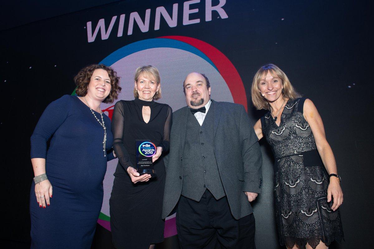 JPA Furniture win National Award