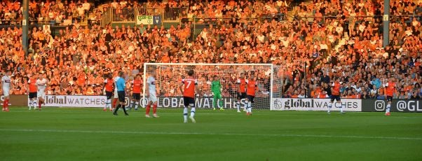 Promotional Opportunities with Luton Town Football Club