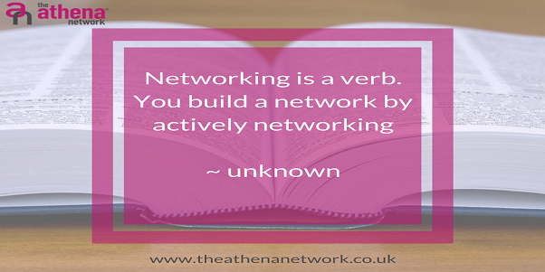 Market Your Business this Autumn: Athena Business Networking