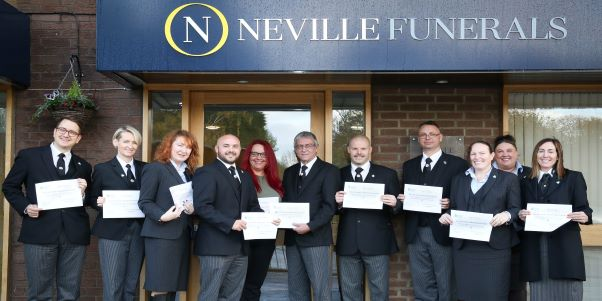 Neville Funerals Helps Change Dementia Conversation