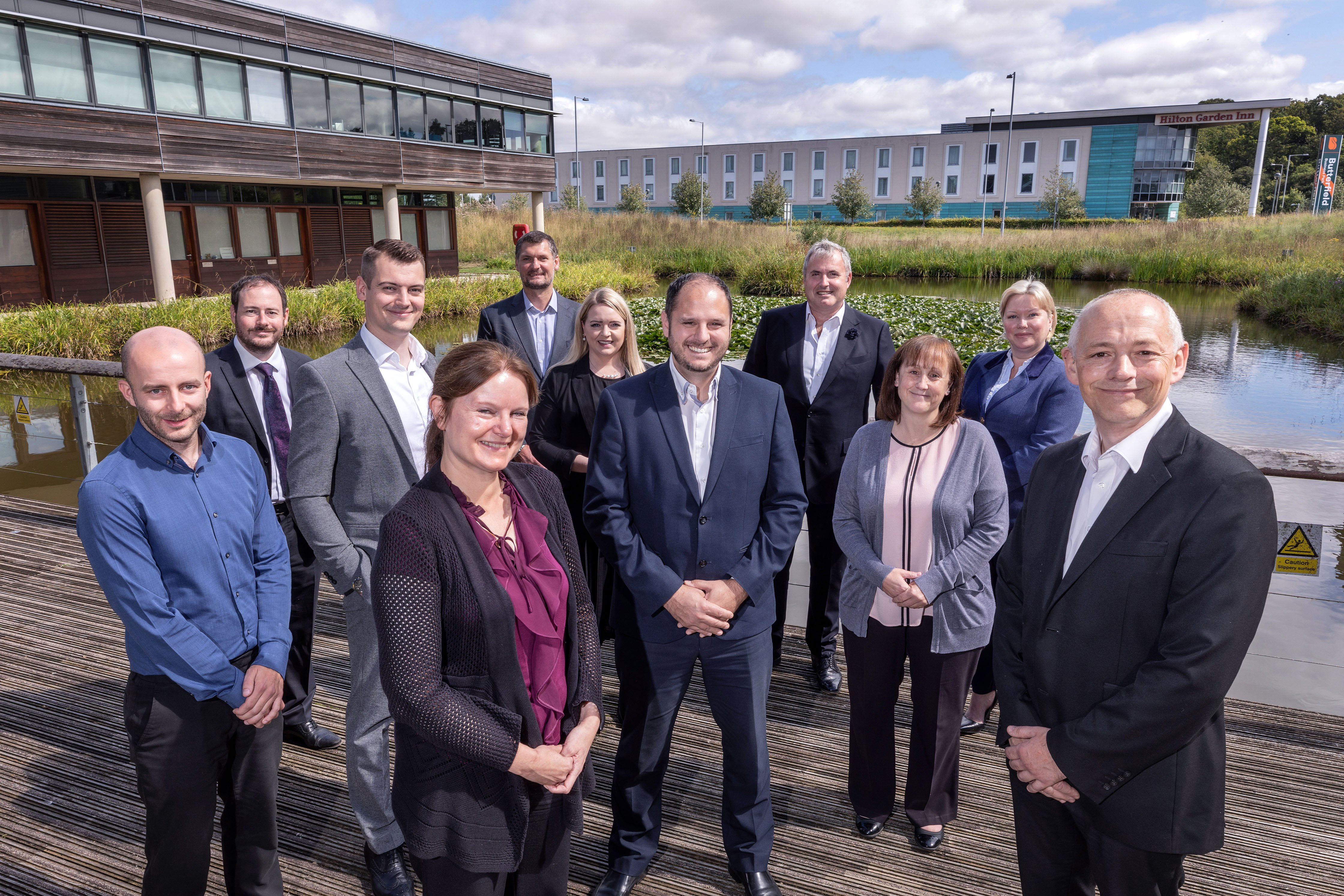 Merger of accountancy practices is a welcome boost to businesses in Luton and the surrounding area
