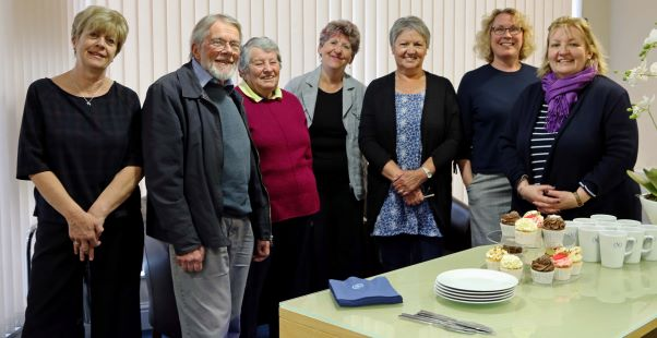 Helping Hands Woburn Sands Celebrates 1st Birthday