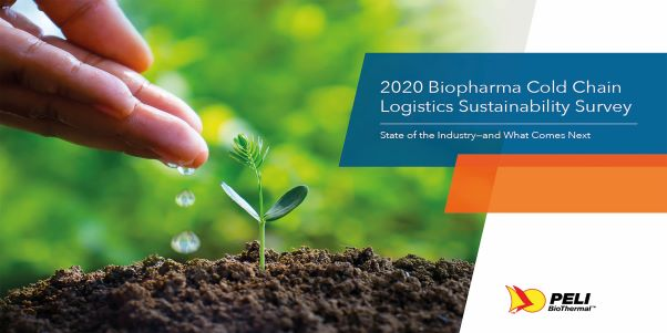 Peli BioThermal Survey Reveals Biopharma Companies' Focus on Sustainability in Cold Chain Partnerships