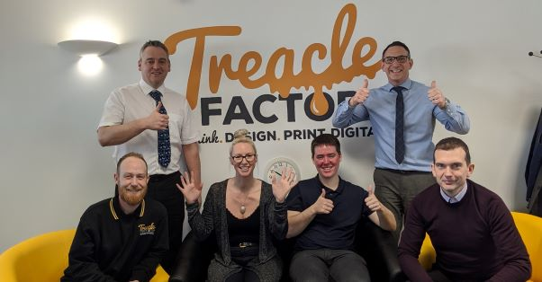 Creative agency eyes up expansion with new premises