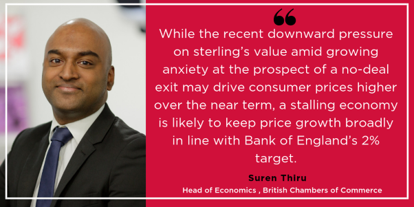 BCC comments on inflation statistics