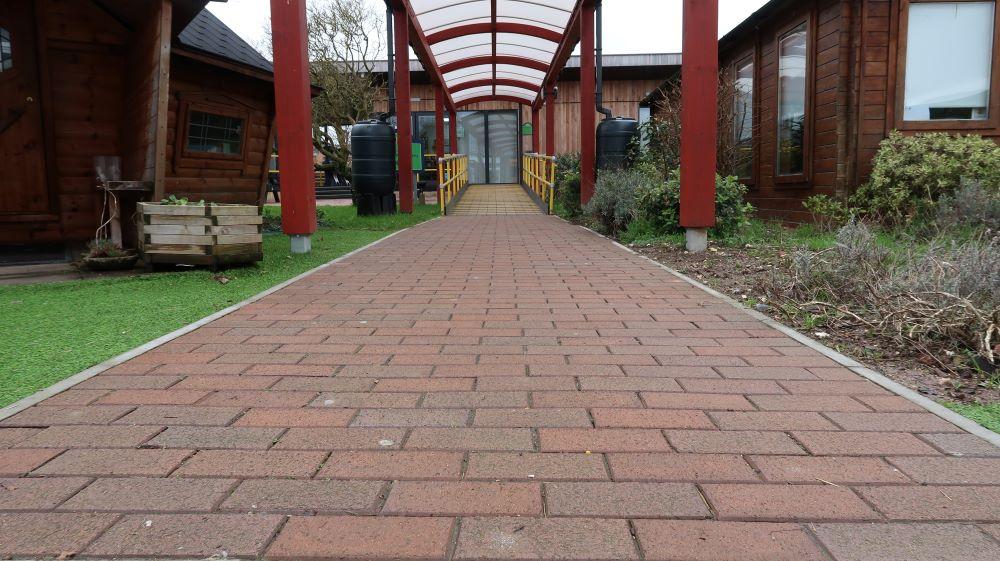 Weatherfield Academy Special School rewarded by Ryebridge Social Values
