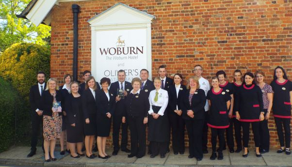 THE WOBURN HOTEL TRIUMPHS WITH TWO AWARDS