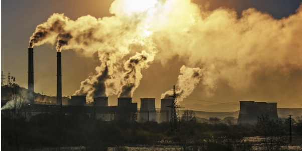 How can businesses tackle environmental issues in the UK?